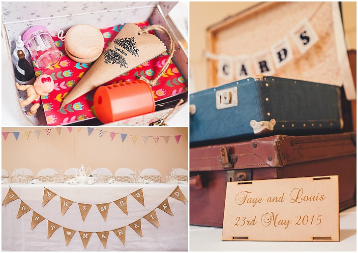 33 Vintage Themed Barn Wedding By Coates and Stain Photography