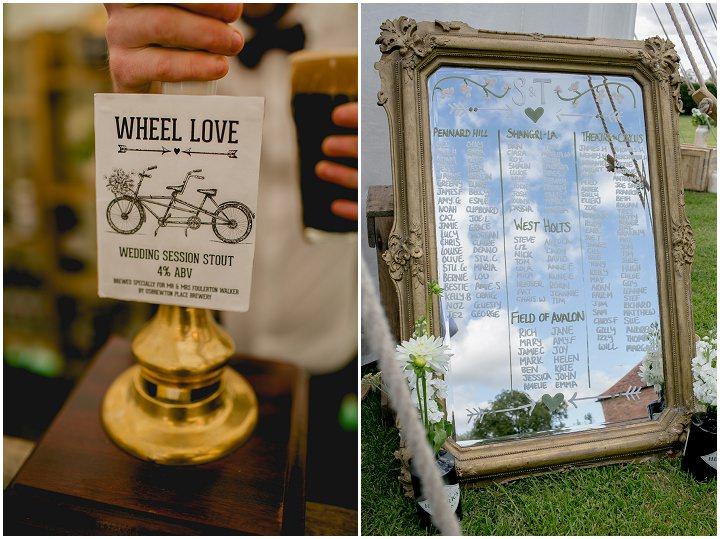 33 Weekend Long Handcrafted Festival Wedding