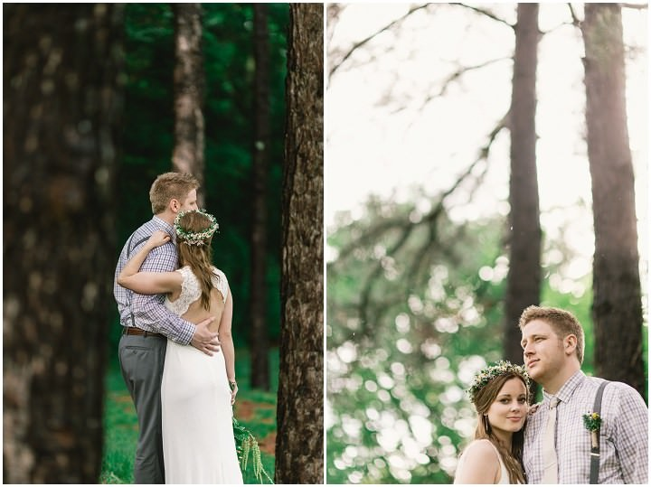 34 Rain Filled Wedding by SMB Photography