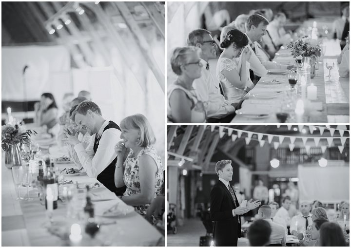 34 Swedish Rustic Barn Wedding By Loke Roos