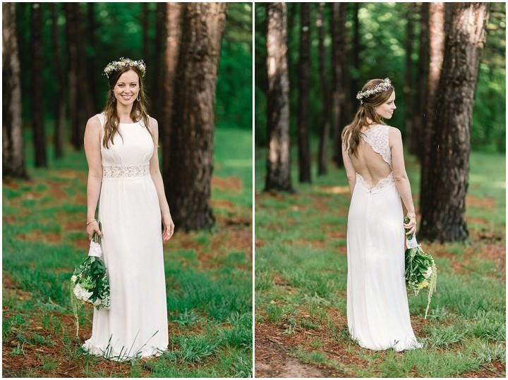 35 Rain Filled Wedding by SMB Photography