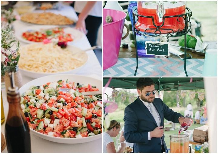 36 Festival Themed DIY Wedding By This and That Photography