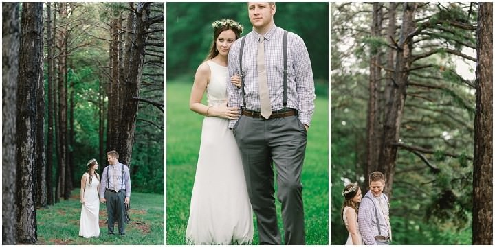 36 Rain Filled Wedding by SMB Photography