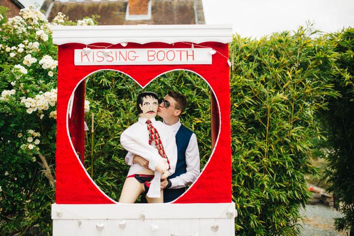 37 Kissing Booth Wedding by Rachel Ryan Photography