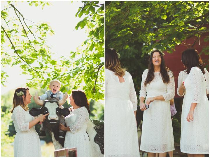38 Wedding with a 1920's Wedding Dress, by Sasha Weddings