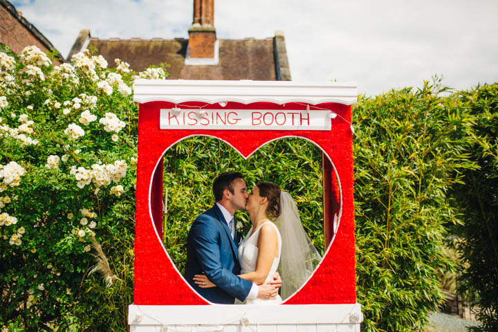 4 Kissing Booth Wedding by Rachel Ryan Photography