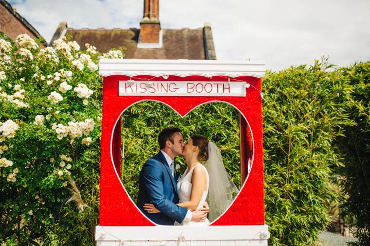 4 Kissing Booth Wedding by Rachel Ryan Photography