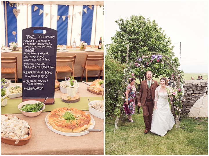 4 Rustic Wedding by One Thousand Words Photography