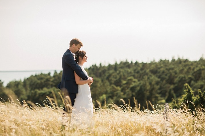 4 Swedish Rustic Barn Wedding By Loke Roos