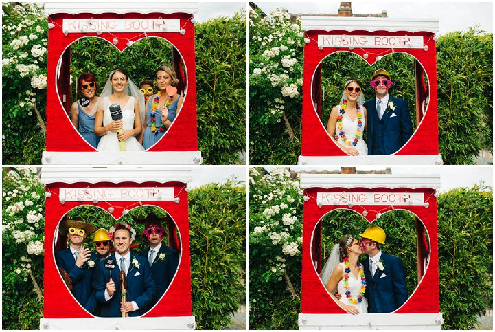 41 Kissing Booth Wedding by Rachel Ryan Photography