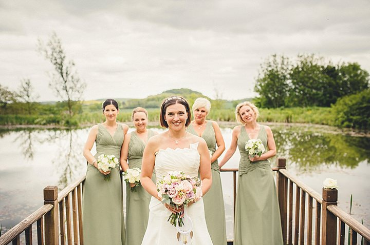 41 Vintage Themed Barn Wedding By Coates and Stain Photography
