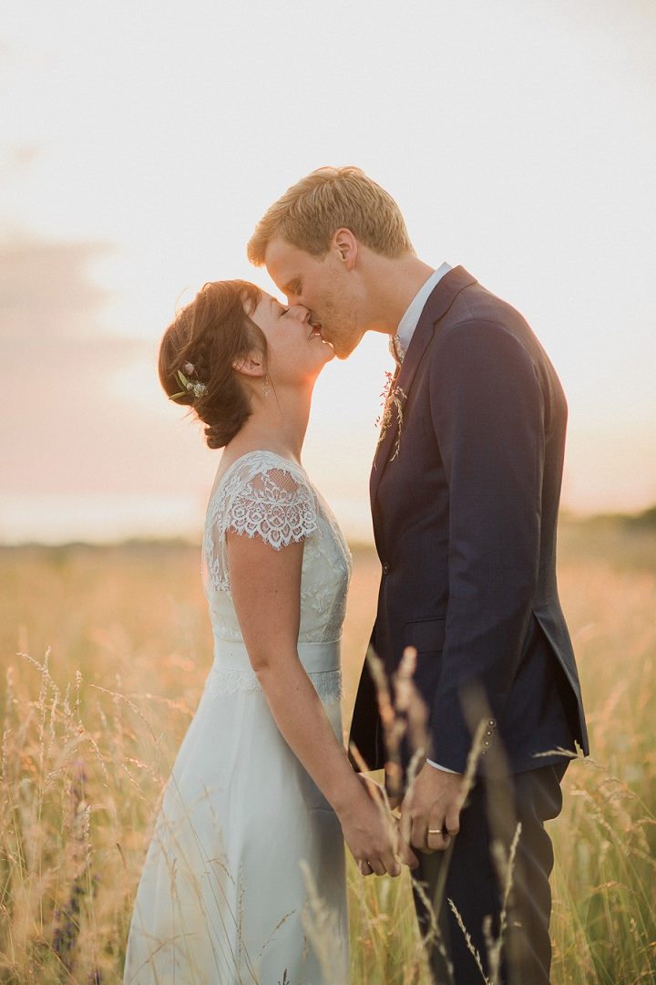 42 Swedish Rustic Barn Wedding By Loke Roos