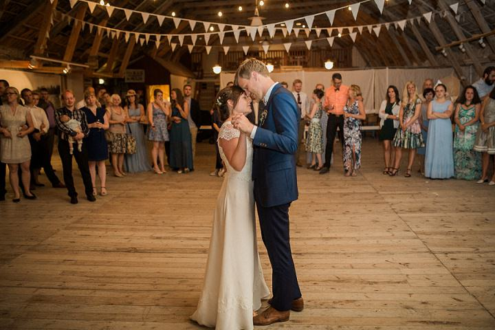 43 Swedish Rustic Barn Wedding By Loke Roos