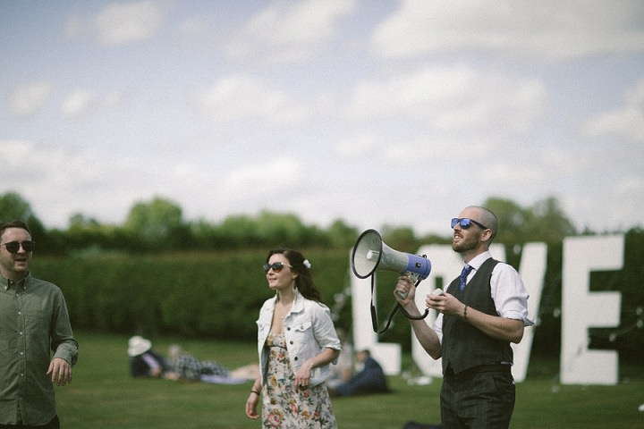 44 Weekend Long Handcrafted Festival Wedding
