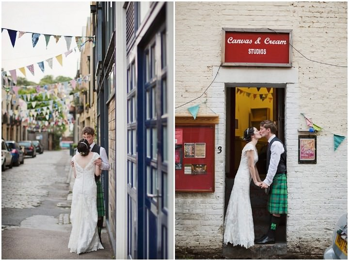 47 Eclectic Handmade Wedding By Mark Tattersall