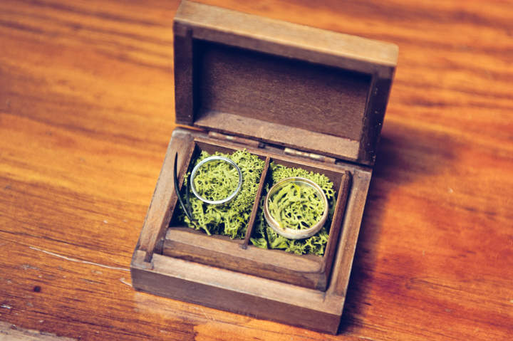 5 Rustic Wedding by One Thousand Words Photography