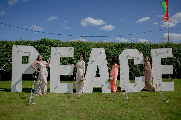 53 Weekend Long Handcrafted Festival Wedding