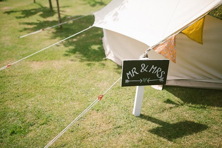 7 Weekend Long Handcrafted Festival Wedding