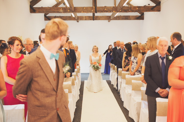 9 Teal and Coral Wedding by Mr & Mrs Wedding Photography