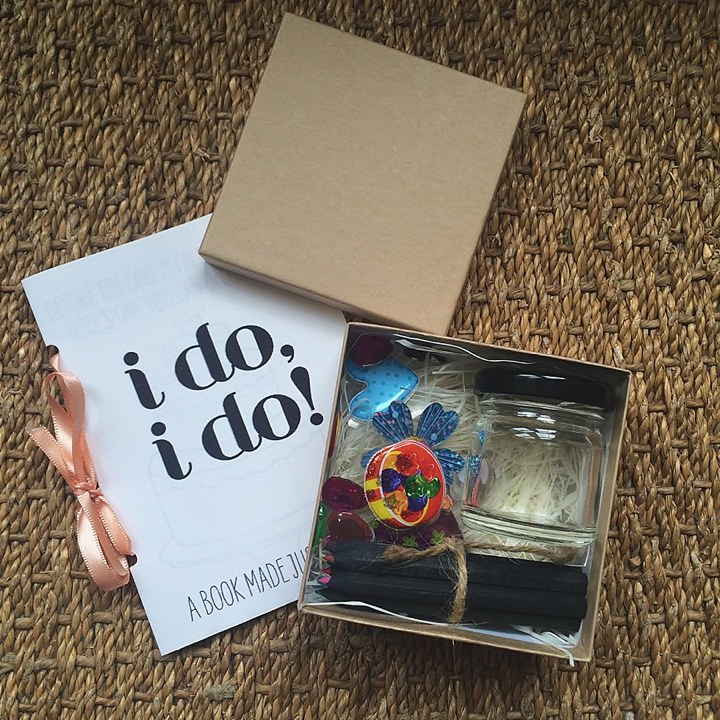 Diary of a Boho Bride - Emily & Jonny, Entry 10: Getting Organised