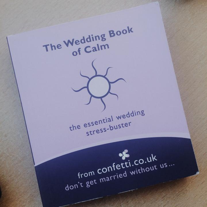 Diary of a Boho Bride - Emily & Jonny, Entry 11: Hey it's ok List
