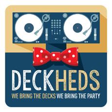 Deckheds Logo Boho
