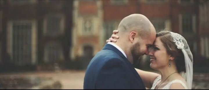 Film Club: Kelly & Tom's Moving and Elegant Wedding by Unique Visuals