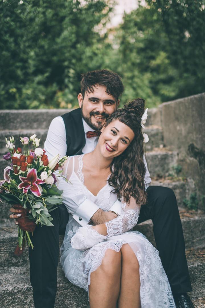 1 Bohemian Wedding in Beautiful Croatia