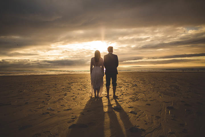 1 Cornish Wedding with a Beautiful Beach Backdrop, by S6 Photography
