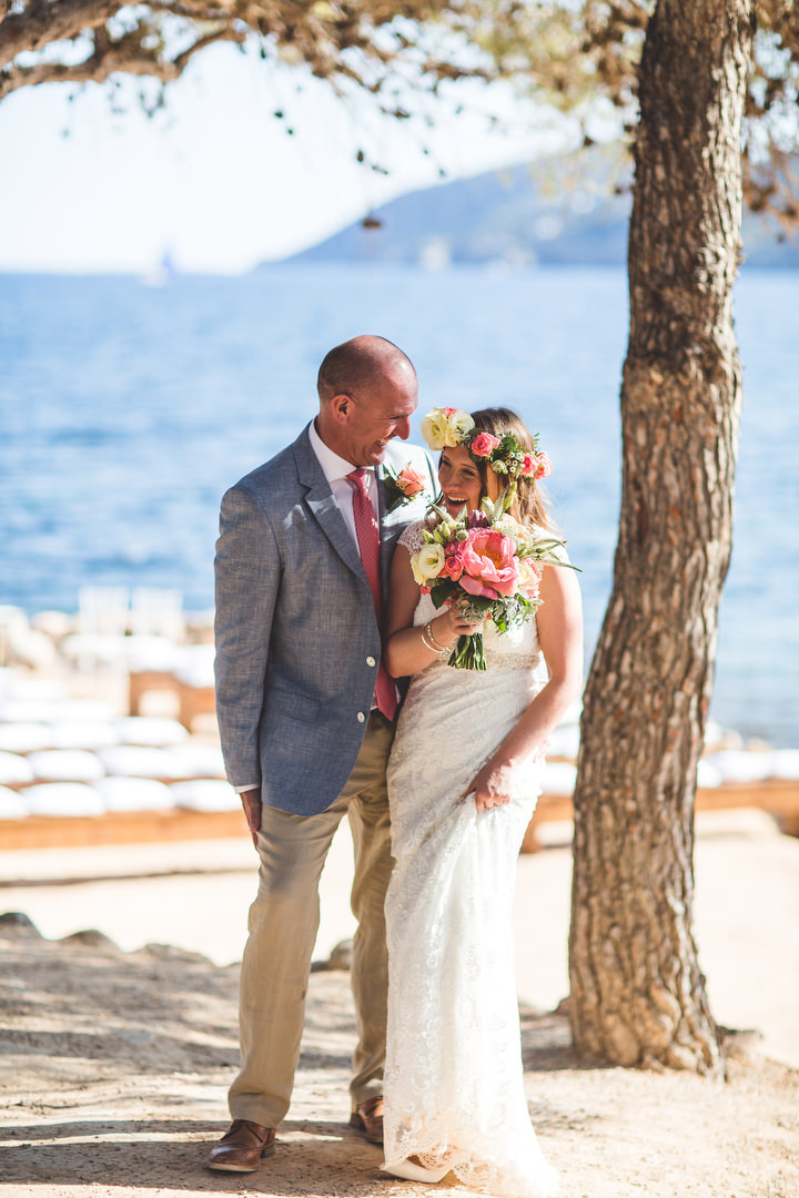 Lisa and Ian's Beautiful Ibiza Wedding By S6 Photography