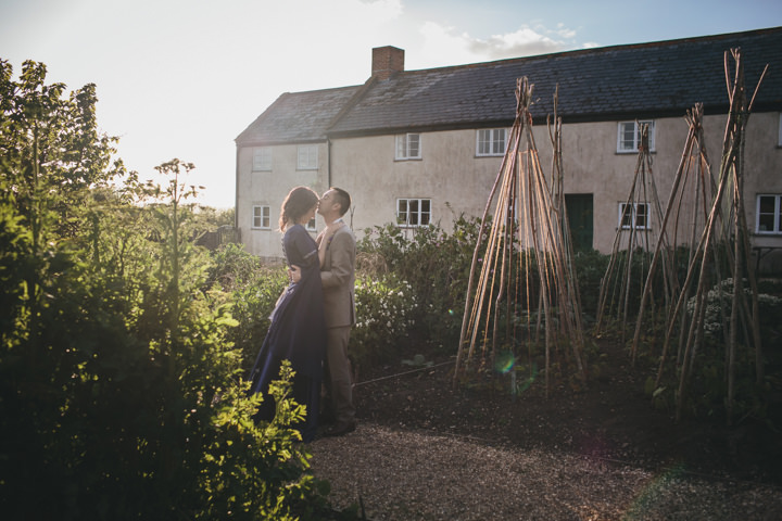 1 Wedding at River Cottage by Helen Lisk Photography