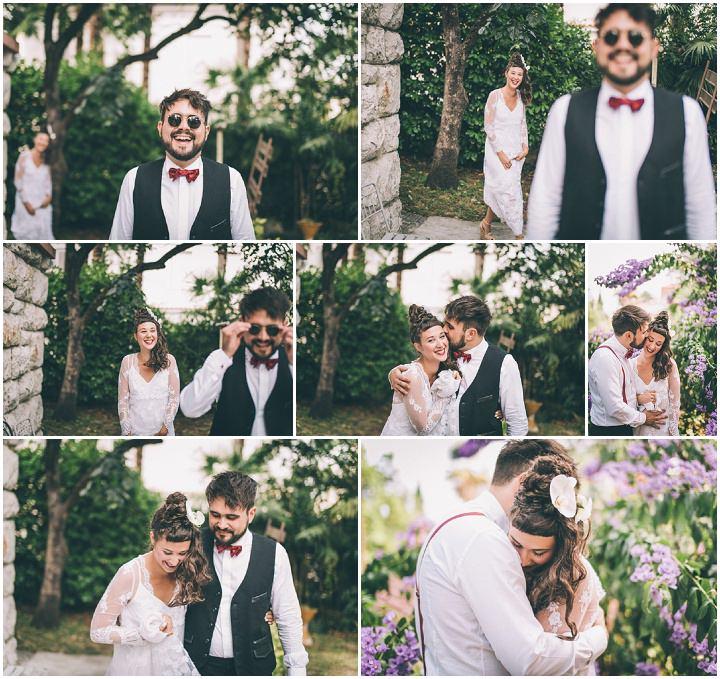 10 Bohemian Wedding in Beautiful Croatia