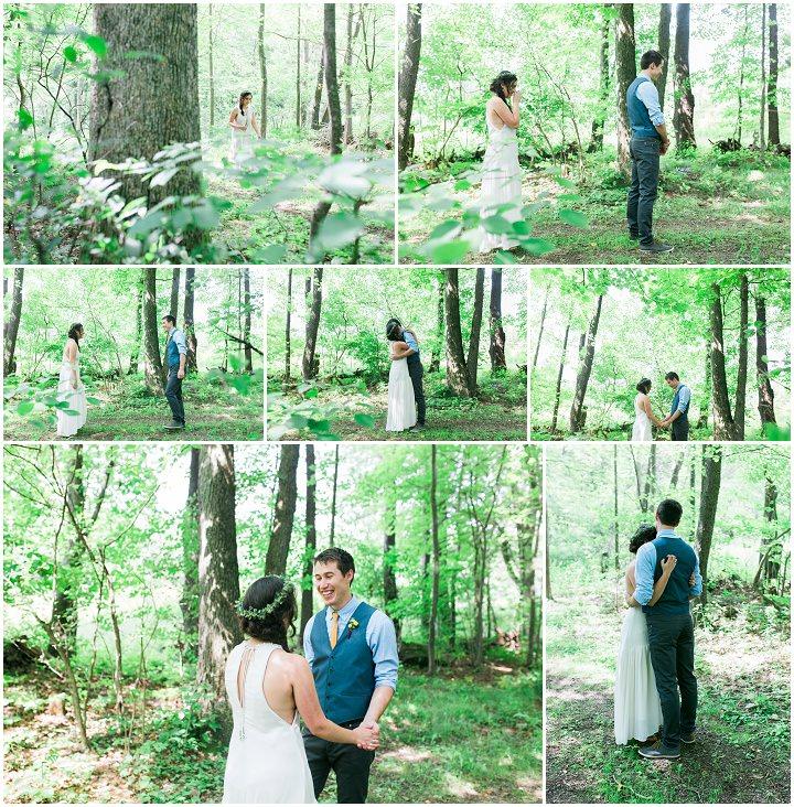 Beautiful Backyard Wedding By Ashley Griffin Photography