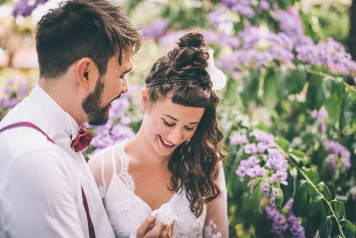 11 Bohemian Wedding in Beautiful Croatia