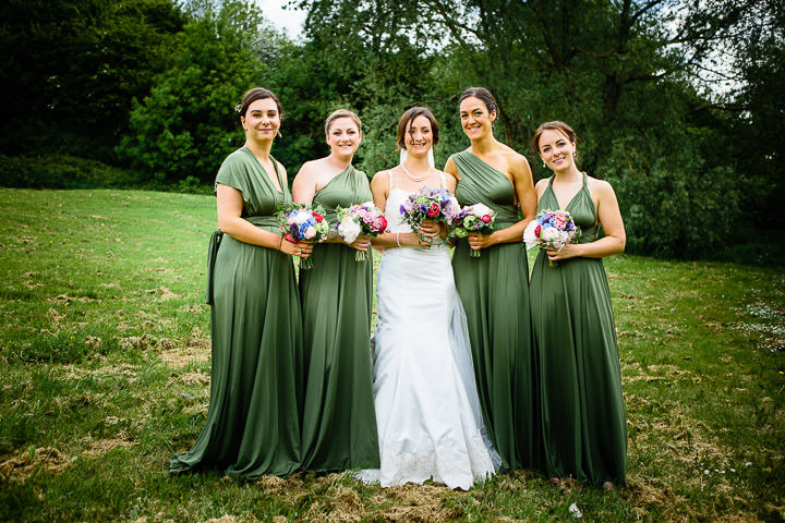 11 Georgina and Simon's Woodland Themed Wedding By Kevin Belson Photography