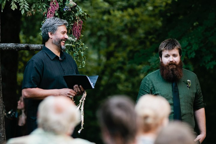 11 Hand Fasting Woodland Wedding, by Kel Ward Photography