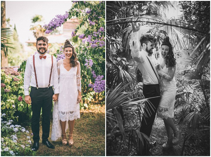 12 Bohemian Wedding in Beautiful Croatia