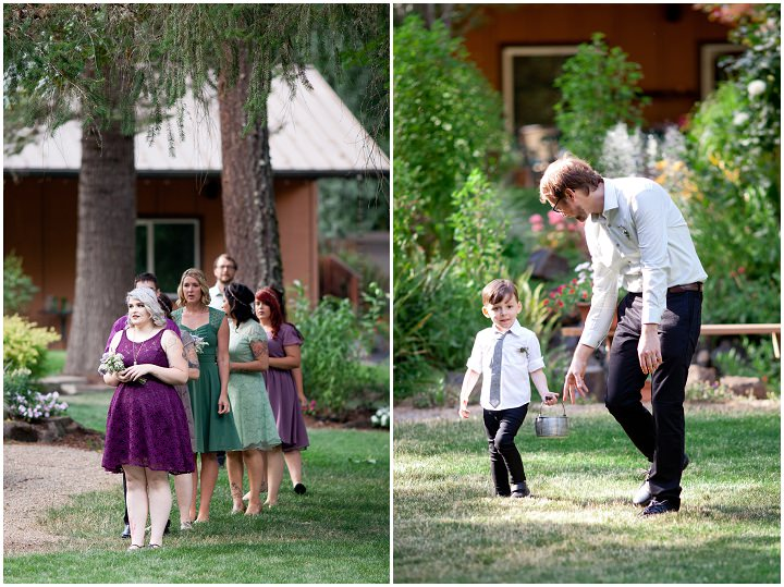 12 Hand Fasting Woodland Wedding, by Kel Ward Photography