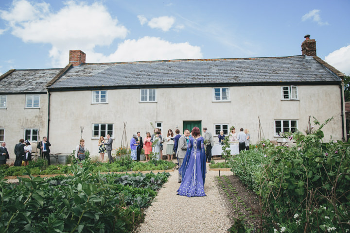 12 Wedding at River Cottage by Helen Lisk Photography