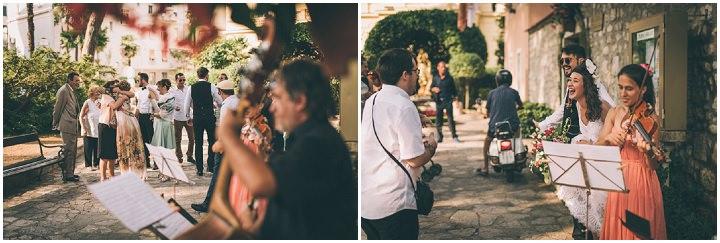 14 Bohemian Wedding in Beautiful Croatia