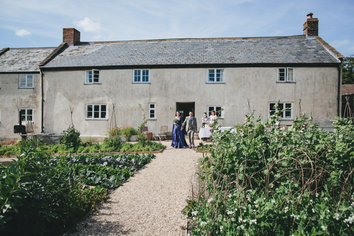 14 Wedding at River Cottage by Helen Lisk Photography