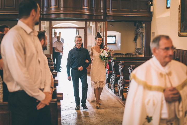 15 Bohemian Wedding in Beautiful Croatia