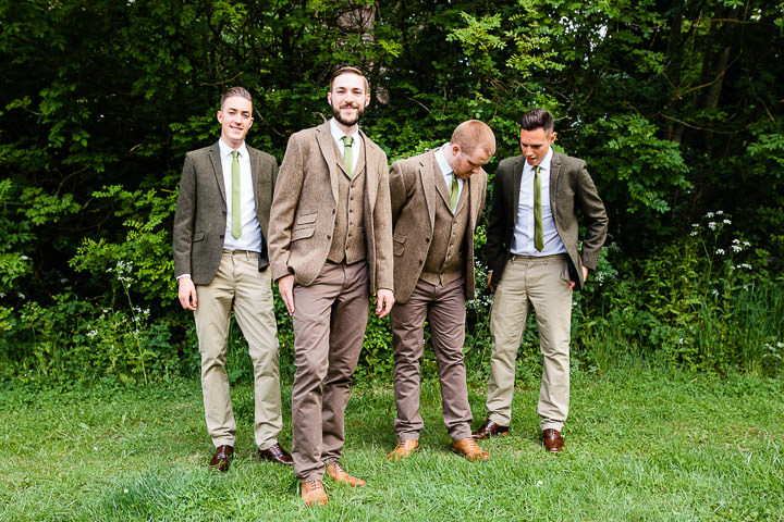 15 Georgina and Simon's Woodland Themed Wedding By Kevin Belson Photography
