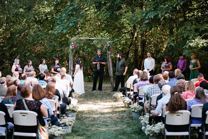 15 Hand Fasting Woodland Wedding, by Kel Ward Photography