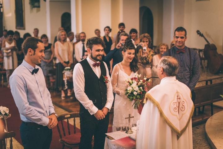 16 Bohemian Wedding in Beautiful Croatia
