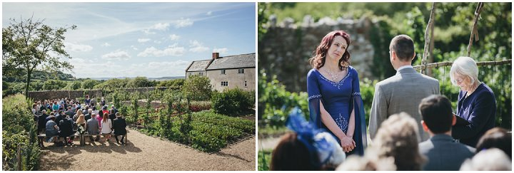 16 Wedding at River Cottage by Helen Lisk Photography