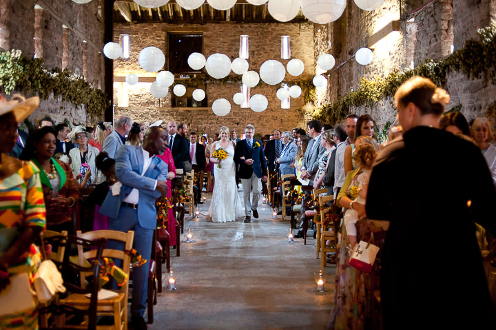 18 Ghanaian meets Rustic Country Wedding