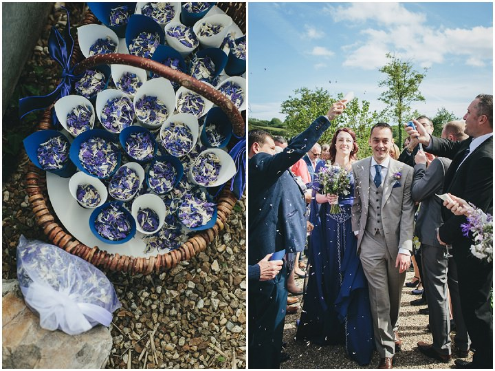 19 Wedding at River Cottage by Helen Lisk Photography