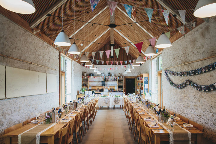 20 Wedding at River Cottage by Helen Lisk Photography