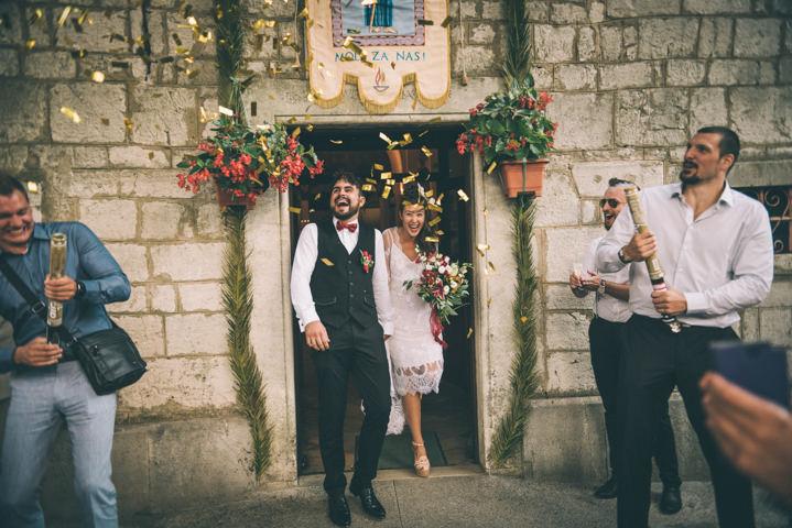 22 Bohemian Wedding in Beautiful Croatia